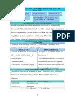 Programación 1º Ciclo e.f. Izquierda Derecha
