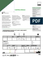 Dse3110 Data Sheet Us