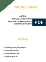 HEMATOLOGI ANAK 2014