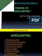 AKRILONITRIL