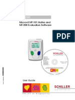 Schiller MT101 MT200 User Manual