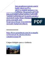 Culpar Religião para a violência.docx