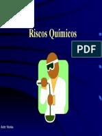 Riscos Químicos - Nicolau Gomes - Apresentação Powerpoint