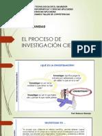 El Proceso de Investigación Científica 5ta