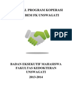 Proposal Program Koperasi