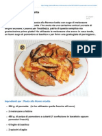 Blog.giallozafferano.it-pasta Alla Norma Ricetta