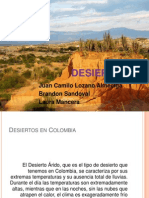 extraccion desiertos