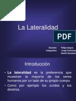 Lateralidad.pptlateralidad