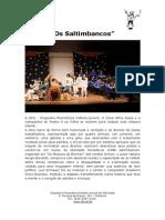 Release Os Saltimbancos