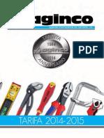 201411 AGINCO CATÁLOGO 2014-2015