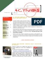 Boletin nº 0 CCOO Sevilla Activa