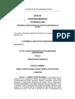 Ley_144. Revolucion Productivia PDF