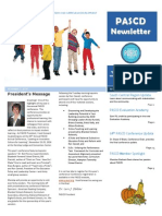 PASCD Newsletter November 2014