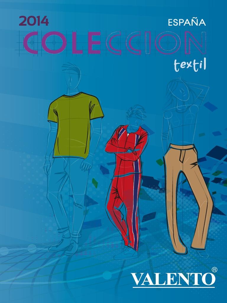 5e3f17c357 Catálogo Textil Valento