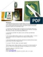 Quran Reading Electronic Pen by Online Academy LEARN Al Quran .Tk