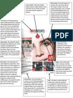Lana Del Ray Magazine Media Contents