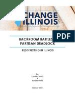 Backroom Battles & Partisan Deadlock