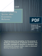 Performance and Efficiency of Indian Banking Sector
