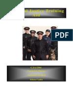 Criminal Justice Training Aid