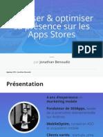 Analyser & optimiser sa présence sur les Apps Stores