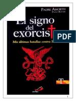 Gabriele Amorth El Signo Del Exorcista
