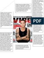 Eminem Vibe Magazine Front Cover