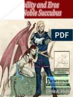 Nobility and Eros the Noble Succubus