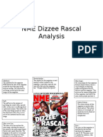 NME Dizzee Rascal Analysis