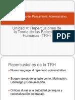 Tema III Escuelas y Teorias Del Pensamiento Administrativo Unidad V