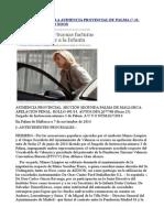 Auto Nº 627/2014 de la Audiencia Provincial de Palma (7-11-2014) sobre el Caso Noos