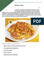 Blog.giallozafferano.it-pasta Con Zucchine Piselli e Tonno