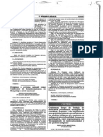 Resolución Ministerial N° 403-2014-MC.
