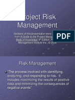 Risk Management Slides