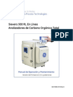 Analizador Toc Siervers 500 Rl en Linea-user Manual_(Dlm74001_07_a_500rl_om_es)