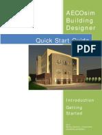 AECOsimBD-000-Introduction to AECOsim Building Designer Core Functionality