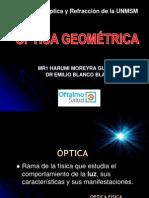 Óptica Geométrica San Marcos
