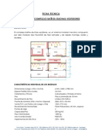 Ficha Tecnica Modulos Baños Duchas Vestidores (Flexmod)