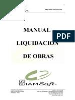 Manual de liquidacion