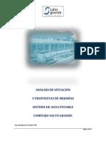 Sistema de Agua Potable Complejo Salto Grande