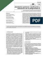 987 Laboratorios Quimicos - Clasificación I