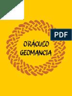 ORÁCULO GEOMANCIA