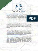 Manifiesto Nodos ELE
