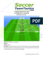 1stSESSIONATTACKING3v3SITUATION