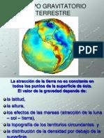 gravedad terrestre