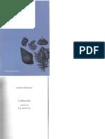 Gérard Wajcman - Colección segruido de La avaricia