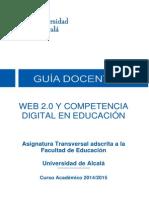 Competencia Digital 4cr-2014 2015