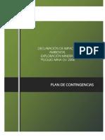 Plan de Contingencias - Puquio Mina Gv 2008