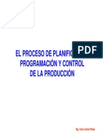 A Planeamiento Programacion y Control de La Produccion I