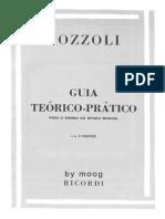 Pozzoli-Guia Toerico Pratico Ditado Musical
