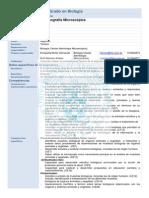Programa Organografia microscopica